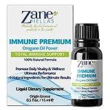 Zane Hellas Immun-Premium-Total Support immun. Mehrere Defense System. Wellness-Support. Bietet starke Antioxidantien. 100% Flüssige pflanzliche Lösung. 0,5 fl.oz. - 15ml