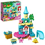 LEGO 10922 DUPLO Disney Princess Arielles Unterwasserschloss Bauset mit Arielle der kleinen Meerjungfrau für Kleinkinder im Alter von 2–5 Jahren