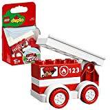 Lego 10917 DUPLO Mein erstes Feuerwehrauto, Starter-Set für Kleinkinder im Alter von 1, 5 Jahren