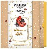 WELEDA Baby Set 2021 – Babypflege Naturkosmetik Geschenk Set bestehend aus Calendula Windel Wundschutzcreme und Waschlotion & Shampoo. Optimales Geschenk zur täglichen Pflege von Babys & Kleinkindern