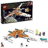 MELARQT Lego Star Wars 75273 - Poe Dameron's X-Wing Fighter Bausatz, Cooles Bauspielzeug für Kinder, New 2020 (761 Teile)