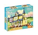 PLAYMOBIL Playmobil-9475 Spirit Casa de Lucky, Mehrfarbig (9475)