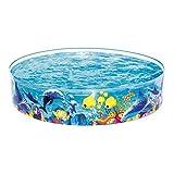 Bestway 55030 - Fill 'N Fun Fixbecken 183x38cm 'Clownfish',