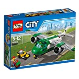 LEGO City 60101 - Flughafen-Frachtflugzeug