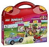 Lego Juniors 10746 Mias Pferdestall - Spielkoffer