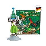 tonies Hörfiguren für Toniebox: PETTERSSON UND FINUS Hörspiel Figur der Hahn im Korb - ca. 34 Min - ab 4 Jahre - DEUTSCH
