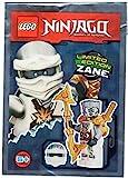 Blue Ocean LEGO Ninjago Zane #3 Minifigur Folienpaket Set 891724 (Tüte)