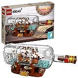 LEGO Ideas 21313 'Schiff in Flasche' Spielzeug