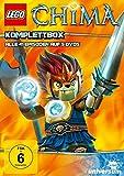 Lego: Legends of Chima - Komplettbox [9 DVDs]