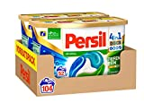 Persil Universal 4in1 Discs (104 Waschladungen), Vollwaschmittel mit Tiefenrein-Plus Technologie und langanhaltender Frische, Waschmittel für leuchtende Farben