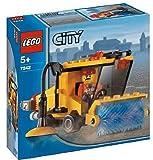 LEGO City 7242 - Straßenkehrmaschine