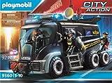 Playmobil City Action 9360 SEK-Truck mit Licht- und Soundeffekten, Ab 5 Jahren