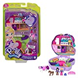 Polly Pocket GTN14 - Pony-Springspass Schatulle
