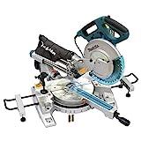 Makita Werkzeug LS1018LN Kapp- und Gehrungszugsäge, 240 V, Blau