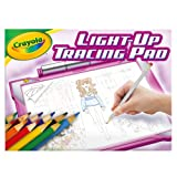 Crayola Leuchttafel, Geschenk und Spielzeug für Kinder, Alter 6, 7, 8, 9,
