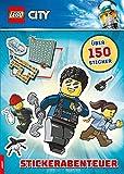 LEGO City – Stickerabenteuer