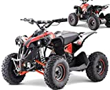 Elektro Quad 1060W 48V Kinder Buggy Miniquad ATV Kinderquad Miniquad Pocketbike 48 Volt Scheibenbremse 55944 AWZ