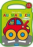 Mein erstes Ausmalbuch 'Spielzeug': 16 Seiten, ab 18 Monate (Malbücher ab ...)