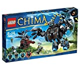 LEGO 70008 - Legends of Chima, Gorzans Gorilla-Roboter