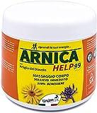 Arnika Salbe Gel Creme ARNICA HELP99 500ML natürliches Arnika-Montana-Gel, STARKES Arnika-Gel mit Teufelskralle, dermatologisch getestet natürlich