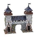 IPOT Modular Militär Haus Bausteine Satz, 2692+Teile Militärische Serie Turm Bausteine Modell Bausatz kompatibel mit Lego