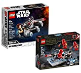 Lego Set - Lego Star Wars Millennium Falcon Microfighter 75295 + Lego Star Wars Sith Troopers Battle Pack 75266