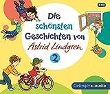 Die schönsten Geschichten von Astrid Lindgren 2: Hörspiele, ca. 169 Min.