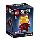 LEGO Brickheadz 41590 - 'Iron Man Konstruktionsspiel, bunt