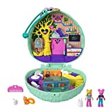 Polly Pocket GTN15 - Igel-Cafe Schatulle