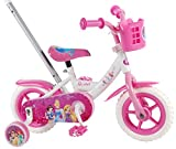 E&L Cycles Kinderfahrrad Disney Princess 10 Zoll mit Schubstange