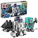 LEGO STAR WARS 75253 Boost Droide, App-gesteuerte und programmierbare Roboter, Programmierset für Kinder, Roboterspielzeug