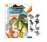 Ravensburger tiptoi ® Buch Expedition Wissen Dinosaurier + Dino-Sticker