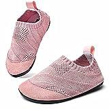 KOWAYI Kinder Hausschuhe Pantoffeln für Jungen mädchen rutschfeste Leichte Kleinkinder Hüttenschuhe Unisex Slippers-FENQUAN-20