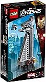 bekannt Super Heroes 40334 Avengers Tower - Iron Man