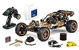 Carson 500304032 304032 1:5 Wild GP Attack 2.4G RC Verbrenner, 1.8 PS, 2WD, bis zu 65 km/h schnell, Premium Bauteile, Offroad, RTR, 2.4 GHz, ferngesteuertes Auto, orange