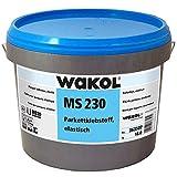 Wakol MS 230 Parkettklebstoff 18 kg, elastischer Parkettkleber