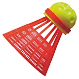 Speedminton® FUN Speeder® - 3er Pack Speed Badminton/Crossminton Einsteiger- und Kinderball
