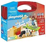 PLAYMOBIL City Life 5653 Mitnehm-Tierarzt, Ab 4 Jahren
