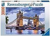 Ravensburger Puzzle 16017 - London, du schöne Stadt - 3000 Teile Puzzle für Erwachsene und Kinder ab 14 Jahren, Stadt-Puzzle mit Tower Bridge-Motiv