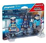 PLAYMOBIL City Action 70669 Figurenset Polizei, Für Kinder von 4 - 10 Jahre
