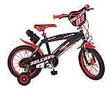 16' 16 Zoll Kinderfahrrad Kinder Jungen Fahrrad Rad BMX Bike Jungenfahrrad Volcano