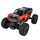QHYZRV Monster Truck Amphibienfahrzeug All-Terrain Klettern Buggy Stunt Drift Auto Elektrisches Spielzeug Auto Modell 2,4 GHz Drahtloses RC Auto Geeignet Für Erwachsene Und Kinder
