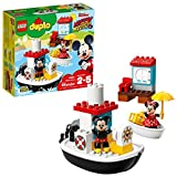 Mickey Mouse Boat Duplo Playset by LEGO - Mickey and the Roadster Racers