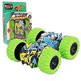 Trägheitsdoppel-Side-Stunt-Graffiti-Auto , Autos zurückziehen , Offroad-Modellauto , Kinderautospielzeug für 2 3 4 5-jährige Jungen , Geschenke für Kinder