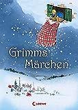 Grimms Märchen: Klassisches Märchenbuch zum Vorlesen für Kinder ab 3 Jahre