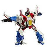 Transformers Spielzeug Studio Series 72 Voyager-Klasse Bumblebee Starscream Action-Figur – Ab 8 Jahren geeignet, 16,5 cm groß