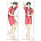 dili-bala Anime Dakimakura Körper Haikyuu !! 150x50cm 40 × 120cmKissenbezug Manga | Hoher Volleyball-Kissenbezug(L-150x50cm Multi-Style01)
