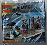 LEGO The Hobbit The Desolation of Smaug Lake-Town Guard Set 31 Pieces # 30216 by