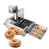 Mini Donut Maker, Kommerzielle Donut-Maschine Aus Edelstahl, 2000 W, 1750 Stk. / H, Hohe Effizienz Und Große Kapazität