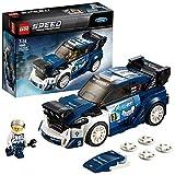 LEGO 75885 Speed Champions Ford Fiesta M-Sport WRC (Vom Hersteller nicht mehr verkauft)